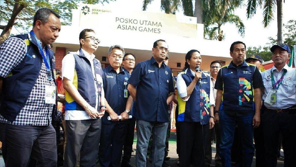 Layanan Digital untuk Wisman dan Peserta Asian Games 2018