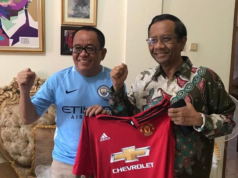Mahfud Digoda Pindah Klub, Gerindra: Kode Balik ke Prabowo