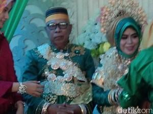 Video: Pernikahan Kakek dengan Gadis Bermahar Rp 1 Miliar