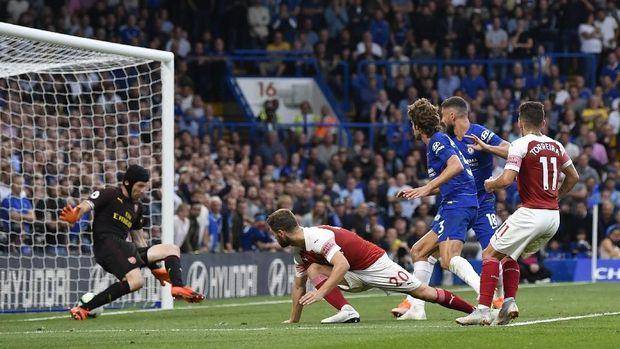 Arsenal pantang kalah dari Chelsea untuk menjaga posisi di klasemen.