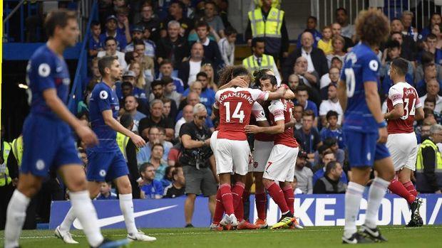 Arsenal berhasrat kalahkan Chelsea di Emirates.