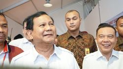 Soal Survei MSI, Gerindra Yakin Prabowo Raup 64% di Banten