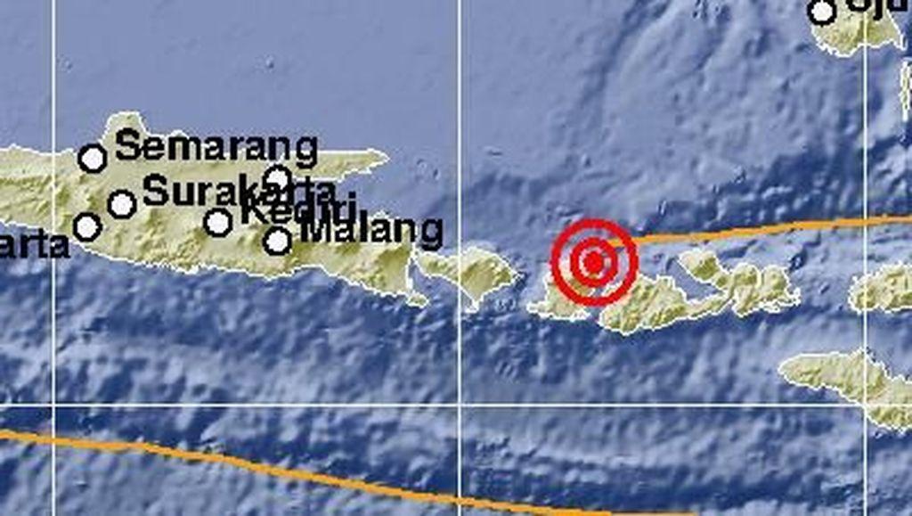 Video: Kepanikan Akibat Gempa 6,5 SR di Lombok