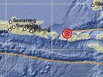 Gempa Lombok Sebabkan Longsor di Gunung Rinjani