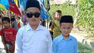 Sandiaga Ikut Komentari Foto Viral Prabowo-Sandi Junior