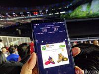 Menguji Kecepatan Internet di Pembukaan Asian Games 2018