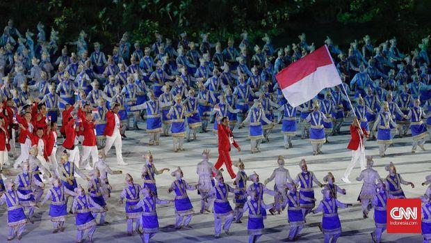 Pihak INASGOC menyatakan sudah melakukan pembayaran para penari Ratoh Jaroe ke pihak sekolah. (