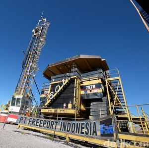 Sudirman Said Ungkap Pertemuan Jokowi-Jim Moffett, Ini Kata Freeport