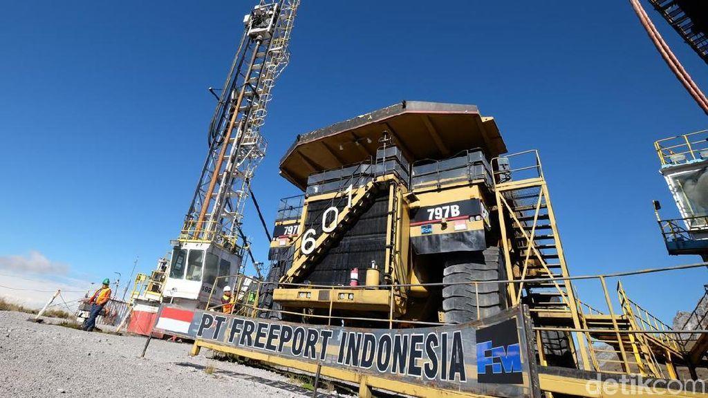 Dirut Freeport Tegaskan Smelter Rampung 2022