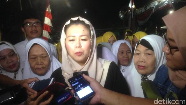 Maruf Maju Pilpres, Yenny: Suara NU Tak Utuh untuk Satu Paslon