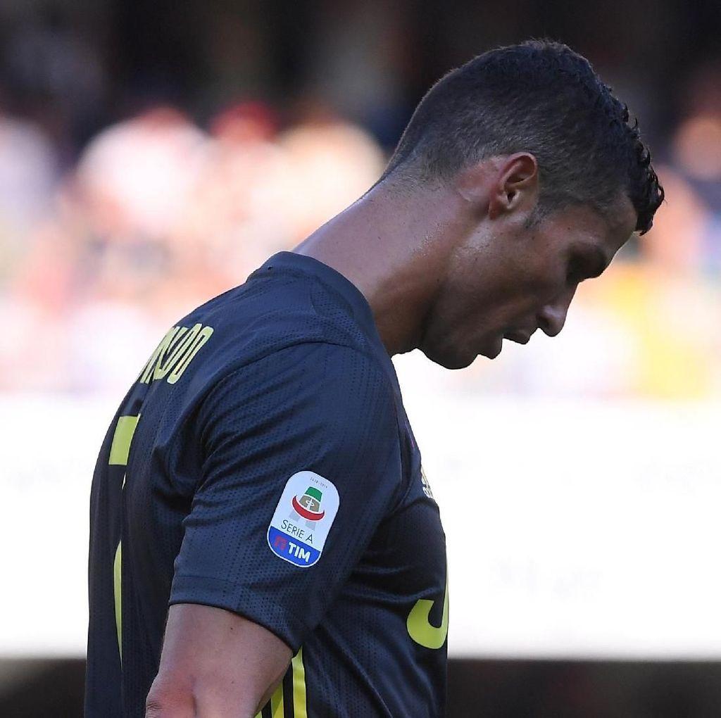 Ronaldo Tak Bikin Gol di Laga Debut, Apa Kata Allegri?