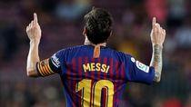 Beruntungnya Barca Punya Messi