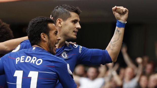 Lini depan Chelsea bermasalah musim ini.