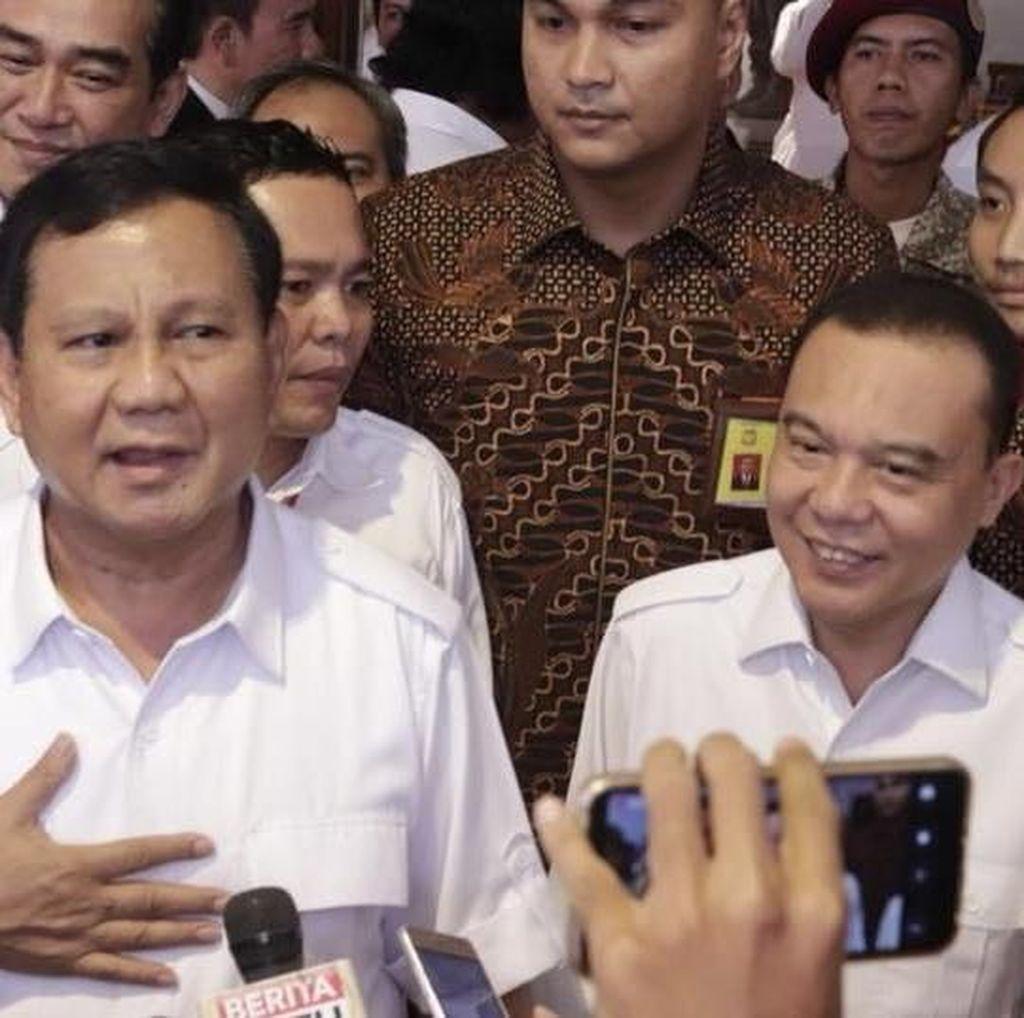 Gerindra Jelaskan Maksud Pernyataan Korupsi Nggak Seberapa Prabowo