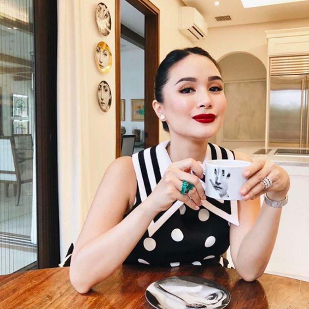 Intip 10 Gaya Kulineran Mewah Sosialita Filipina, Heart Evangelista