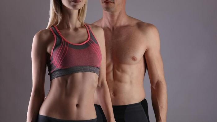 Sama-sama diet, siapa yang turun bobotnya lebih cepat, pria atau wanita? Foto: Thinkstock