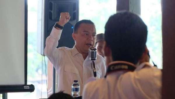 Inisiator Bantah Pakai Siasat Nakal Daftarkan 2019PrabowoPresiden
