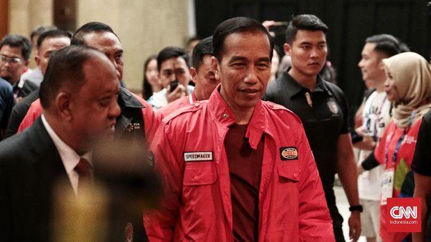 Presiden Jokowi dianggap bagus dalam memberikan bonus untuk atlet.
