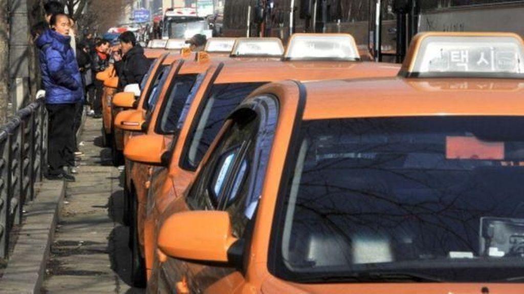 Pertama Kali, Sopir Taksi Tuli di Korsel Bisa Angkut Penumpang