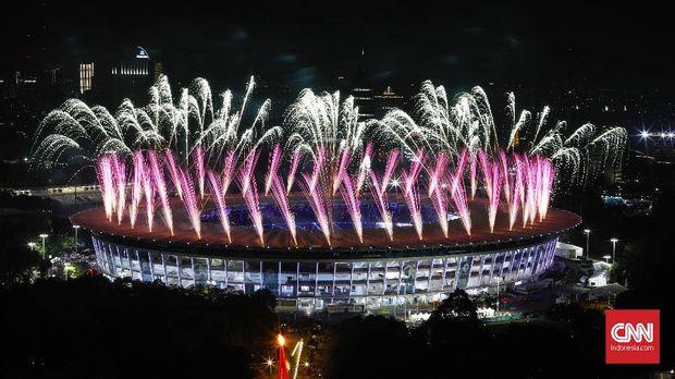 Indonesia diklaim sukses menggelar Asian Games 2018.