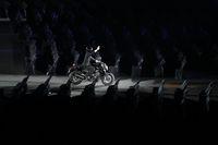 Jokowi Naik Moge Asian Games 2018.