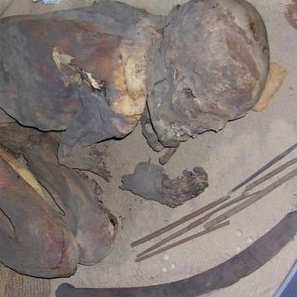 Terungkap! Resep Rahasia Pembuatan Mumi Mesir Kuno