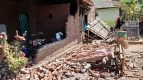 Dampak Gempa 6,5 SR: Masjid Rusak, Longsor di Kaki Rinjani
