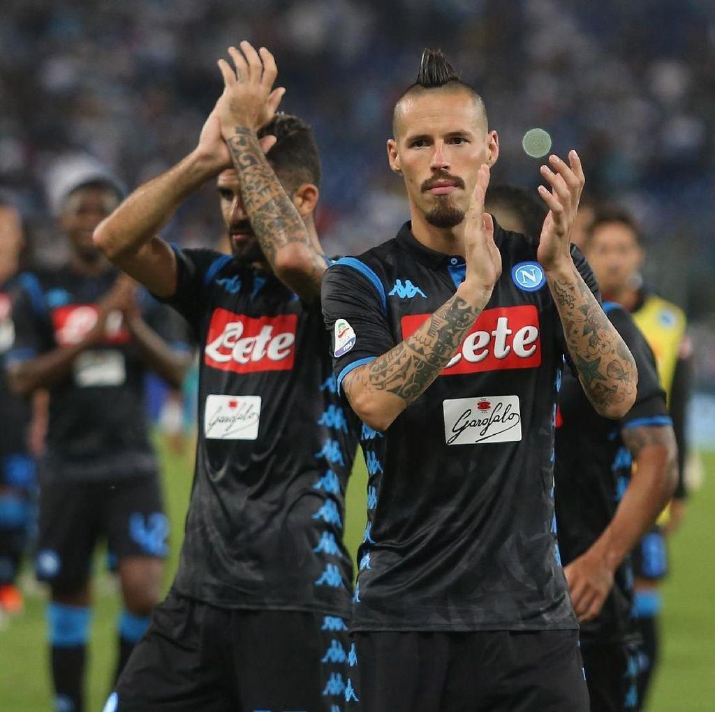 Napoli Menang tapi Belum Tampil Meyakinkan, Ancelotti: Bisa Dimaklumi