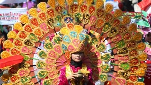 Meriahnya Pawai Budaya 17-an di Banda Aceh