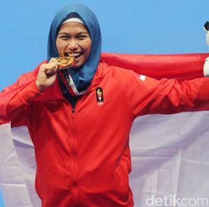 Peraih Medali Asian Games 2018 Bisa Jadi PNS