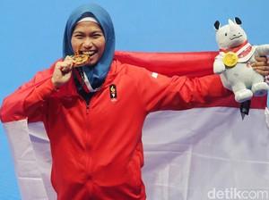 Kisah Inspiratif 7 Atlet Indonesia di Asian Games, Jadi Motivasi Kejar Mimpi