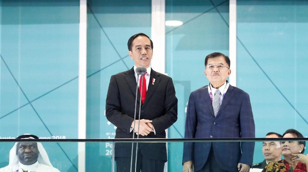 Permabudhi Doakan Jokowi 2 Periode