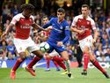 Derby London di Emirates Stadium: Arsenal Vs Chelsea