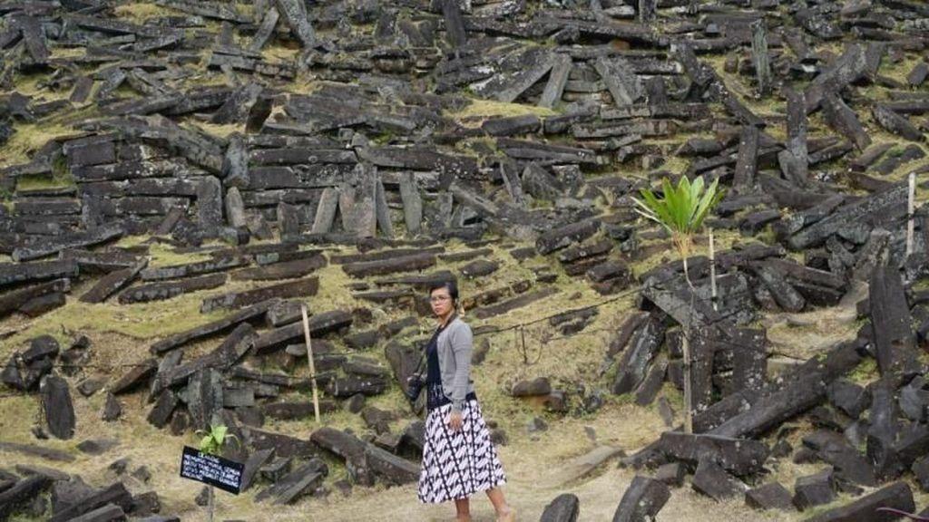 Petualangan ke Situs Gunung Padang