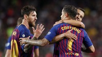 Ronaldinho: Kombinasi Coutinho-Messi Bakal Luar Biasa