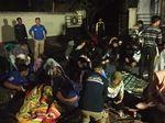 Gempa 7.0 dan 5.6 SR di Lombok, Kota Mataram Gelap Gulita