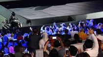 Kata Pesohor Tanah Air soal Aksi Jokowi Naik Moge di Opening Asian Games