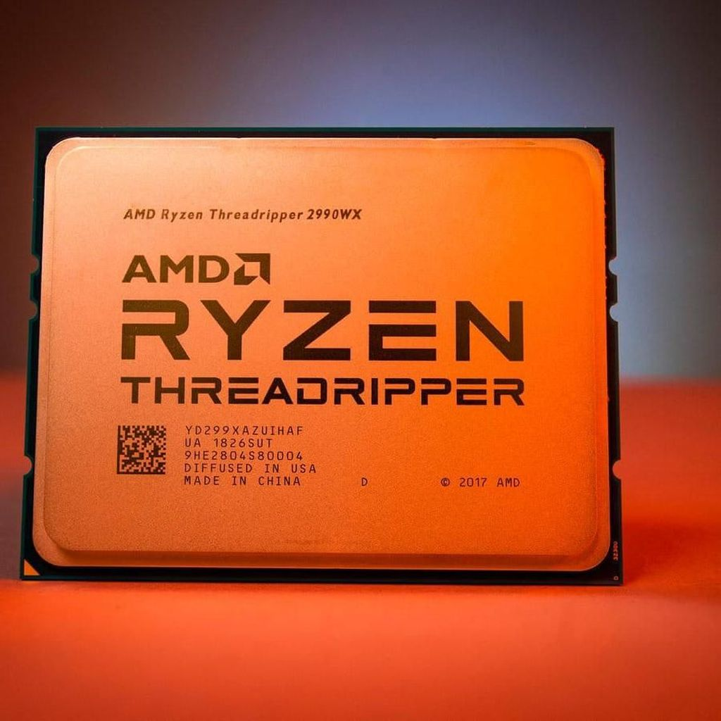 AMD Ryzen Threadripper 2 Resmi Meluncur, Harganya?