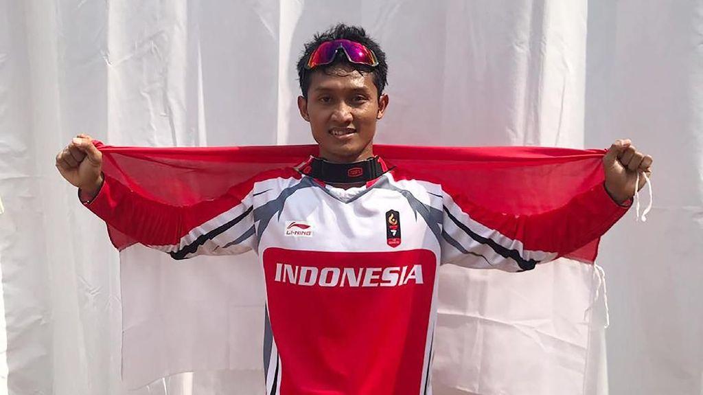 Koleksi Medali Emas Indonesia Bertambah Lewat Khoiful Mukhib