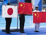 Bendera China Jatuh di Penyerahan Medali Asian Games, Ini Penyebabnya
