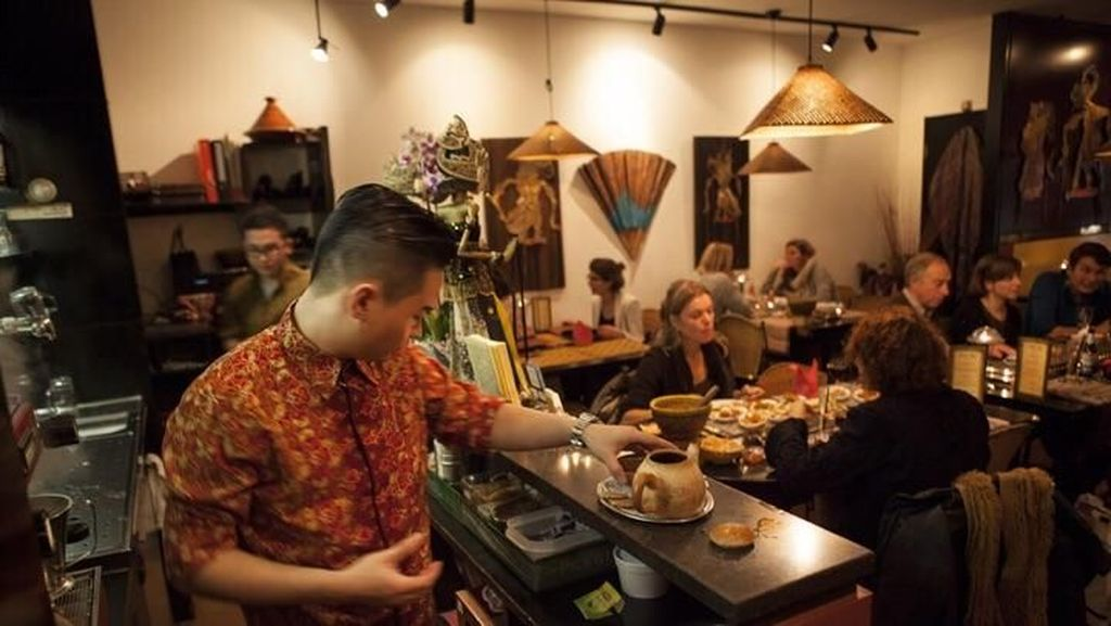 Dari Spanyol hingga New York, Ini 5 Restoran Indonesia yang Mendunia