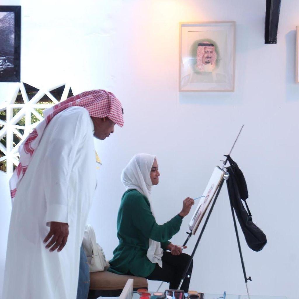 Meriahkan Asian Games, Kerajaan Arab Saudi Gelar Festival Kebudayaan