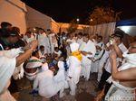 Wukuf di Arafah Usai, Jemaah Mulai Bergerak ke Muzdalifah