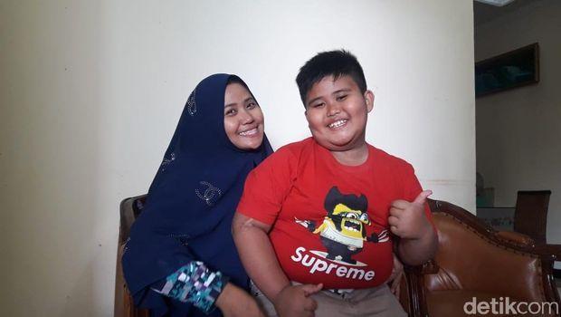 Anak Pramuka di Video Asian Games Cerita Serunya Ngobrol dengan Jokowi