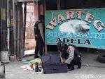 Ini Isi Koper di Warteg Bandung Usai Dicek Tim Jibom