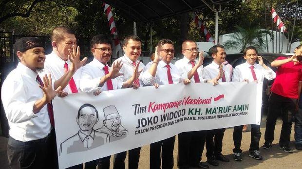 Membandingkan Nama Koalisi Jokowi dan Prabowo
