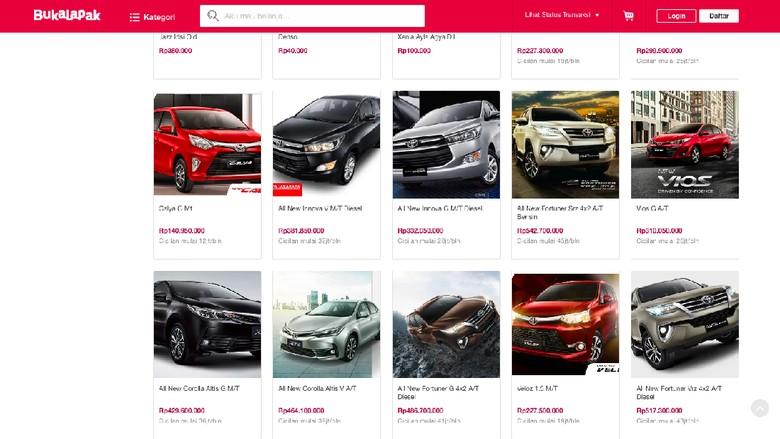 Ilustrasi Bukalapak Foto: Pool (e-commerce Tokopedia/bukalapak)