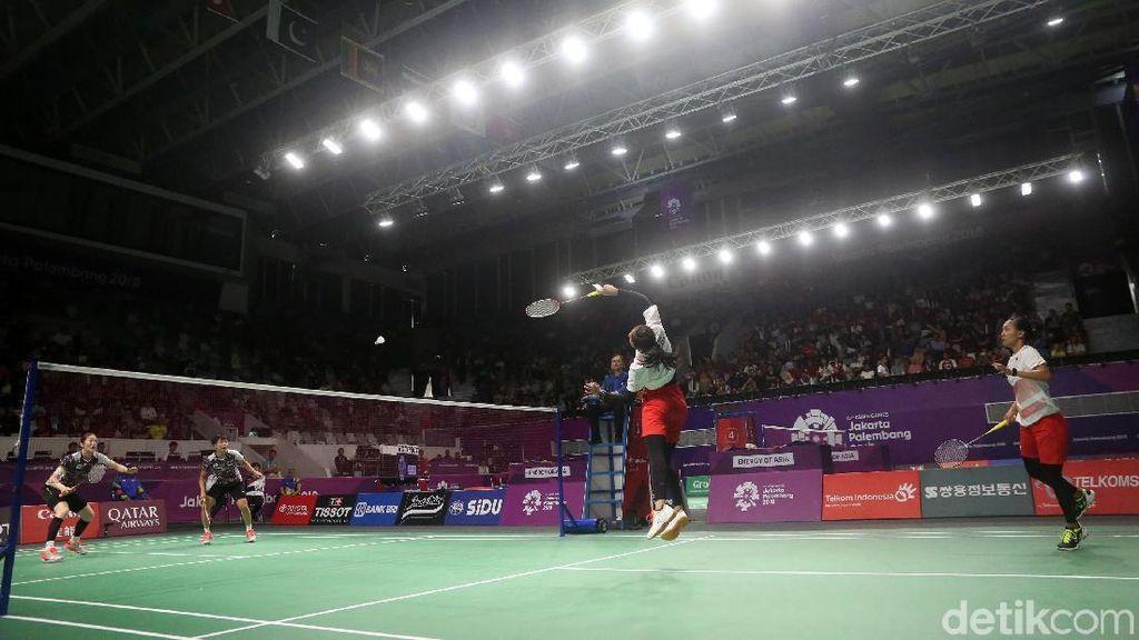 Leganya Della/Rizki Tentukan Kelolosan Indonesia ke Semifinal