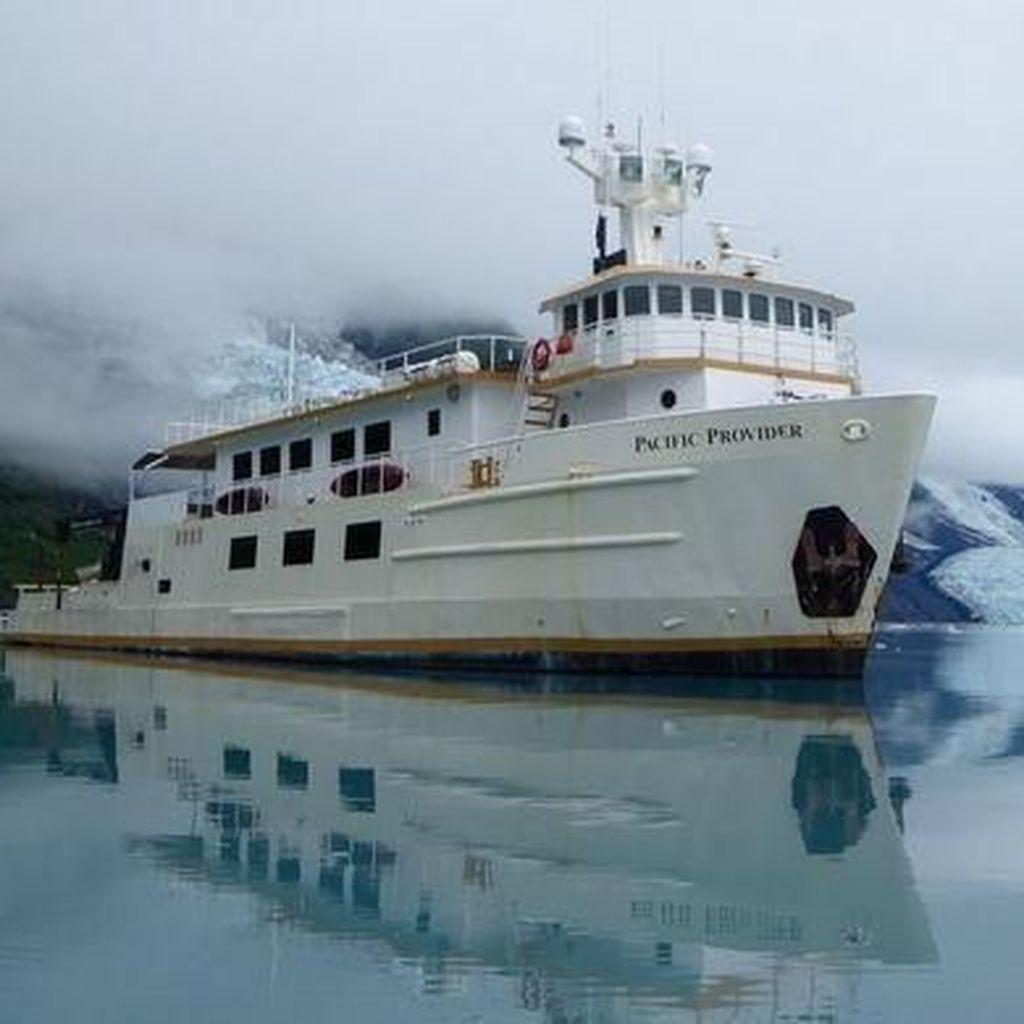 Foto: Kapal Cruise Terkecil di Dunia