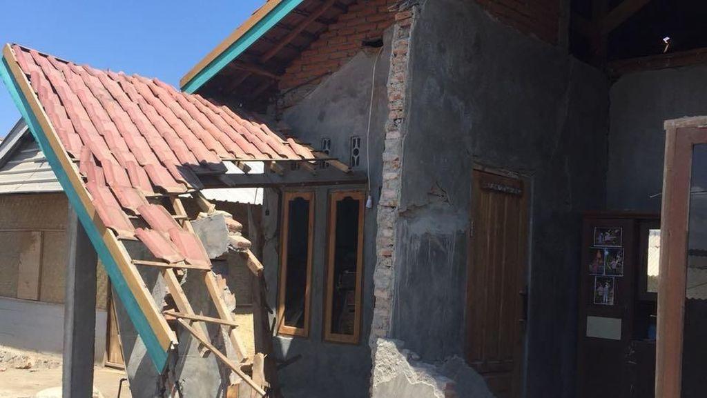 Bank BUMN Beri Diskon Bunga dan Cuti Cicil Kredit ke Korban Gempa Lombok